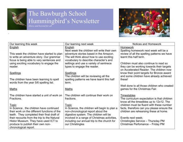 thumbnail of Newsletter Dec 7th