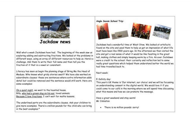 thumbnail of Jackdaw news WK13