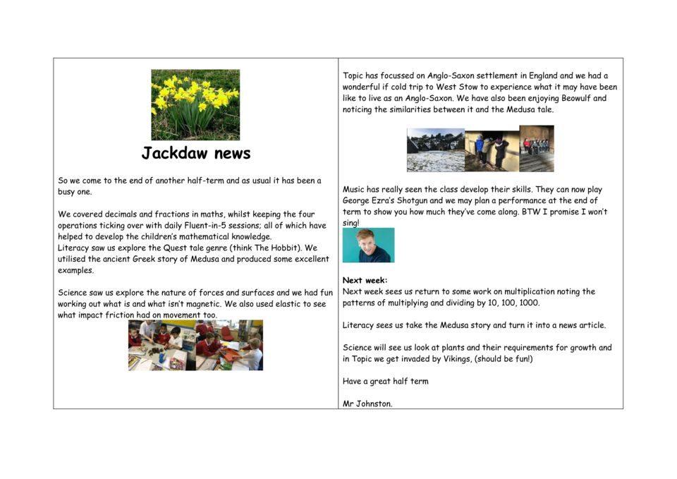 thumbnail of Jackdaw news WK14