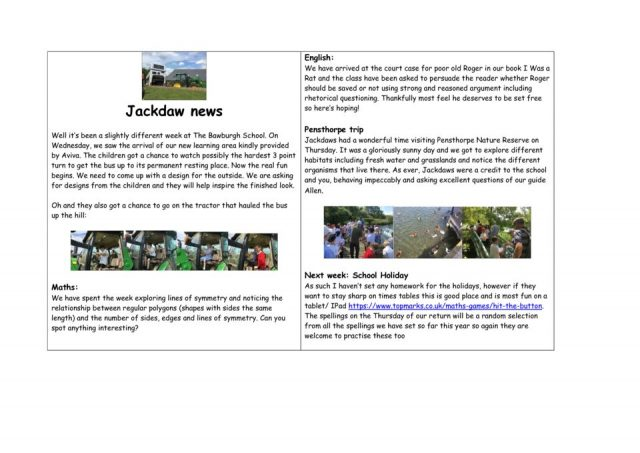 thumbnail of Jackdaw – news WK 21